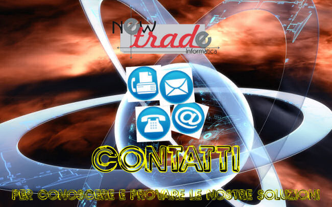 Come contattare la New Trade snc